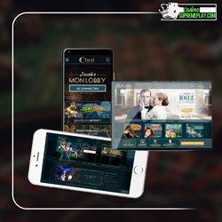 Chéri Casino mobile