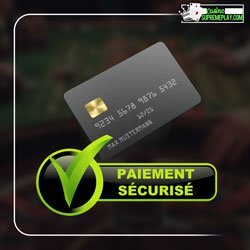Option de paiement et sécurité